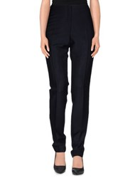 Christian Dior Dior Trousers Casual Trousers Women Dark Blue