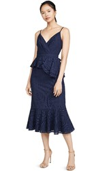 Yumi Kim Dynasty Dress Riviera Navy