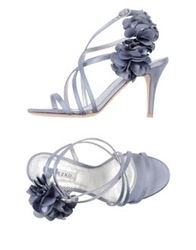 Miezko High Heeled Sandals Lilac