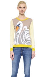 Viktor And Rolf Swan Sweater