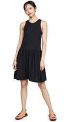 Nation Ltd. Ltd Nola Trapeze Dress Jet Black
