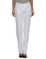Hartford Casual Pants White