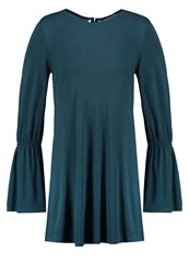 Ivy Revel Fling Summer Dress Teal Green Turquoise