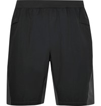 Adidas Sport R.E.P. Out Tough Panelled Climalite And Cordura Shorts Black