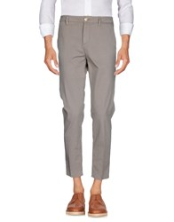 Aglini Trousers Casual Trousers Beige
