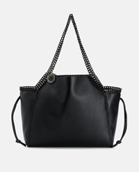Stella Mccartney Black Falabella Reversible Tote
