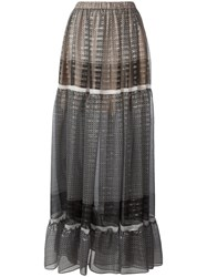 Stella Mccartney Elsa Skirt Black