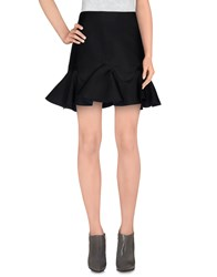 Viktor And Rolf Skirts Mini Skirts Women Black