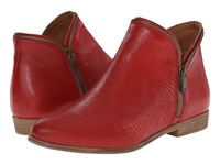 Eric Michael Ireland Red Women's Zip Boots