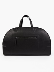 Non Applicable 11 Black Leather Bowling Bag