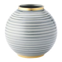 Aerin Calinda Round Vase Shadow