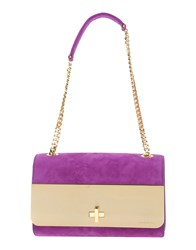 Barbara Bui Handbags Purple