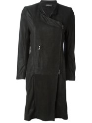 Ann Demeulemeester 'Angelina' Coat Black