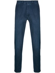 Re Hash Slim Fit Jeans Blue