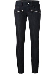 Barbara Bui Super Skinny Jeans Blue
