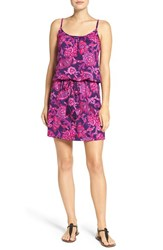 Tommy Bahama Women's 'Jacobean' Floral Cover Up Dress