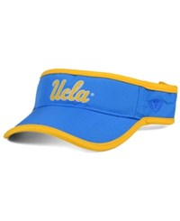 Top Of The World Ucla Bruins Baked Visor Lightblue