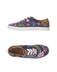 Pepe Jeans Low Tops And Trainers Beige