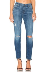 7 For All Mankind The Ankle Skinny Barrier Reef