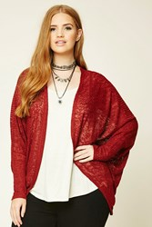 Forever 21 Plus Size Dolman Cardigan