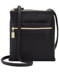 Style And Co. Organizer Crossbody Black