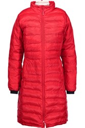 Canada Goose Camp Quilted Shell Down Coat Red