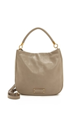 Marc By Marc Jacobs Too Hot To Handle Hobo Cement