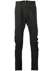 Masnada Loose Trousers Grey