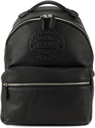 Dsquared2 Zipped Backpack Black