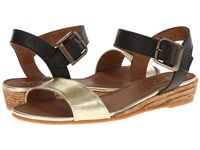 Eric Michael Amanda Gold Women's Sandals