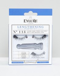 Eylure Complete Starter Kits Lengthening No. 118 Lengthening No. 118 Black