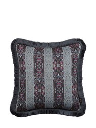 House Of Hackney Medium Mamounia Jacquard Pillow Blue Multi