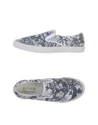 Bucketfeet Low Tops And Trainers Light Grey