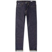 Edwin Classic Regular Tapered Jean Blue
