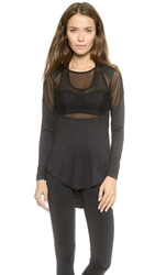 Michi Gallant Top Black