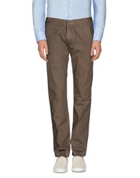 Sun 68 Trousers Casual Trousers Men Khaki
