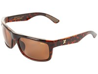 Zeal Optics Essential Polarized Demi Tortoise W Copper Polarized Lens Sport Sunglasses Multi