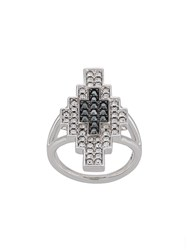 Karl Lagerfeld K Argentina Ring Silver