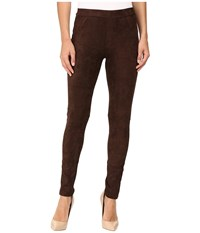 Sanctuary Grease Leggings Rich Chocolate Women's Casual Pants Brown
