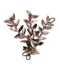 Hoss Intropia Brooches Pink