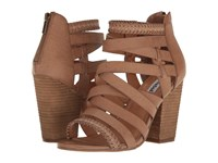 Not Rated Feelin Strappy Tan Women's Shoes