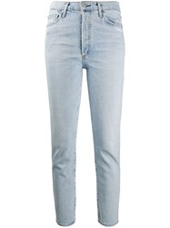 Citizens Of Humanity High Rise Cropped Jeans 60