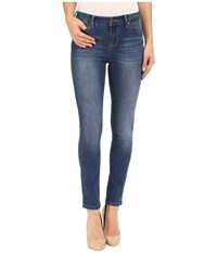 Liverpool Piper Contour 4 Way Stretch Denim Ankle Jeans In Hydra Stone Blue Hydra Stone Blue Women's Jeans