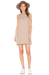 Rvca Shellox Dress Brown