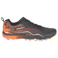 Merrell All Out Crush Tough Mudder Men's Trail Running Shoes Black Orange