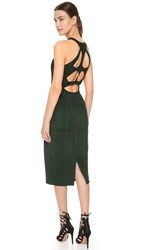 Tamara Mellon Fitted Sheath Dress Jasper