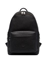 Dolce And Gabbana Volcano Palermo Backpack Black