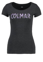 Colmar Basic Tshirt Charcoal Grey