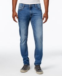 Ring Of Fire Men's Honor Slim Fit Jeans Forest Wash