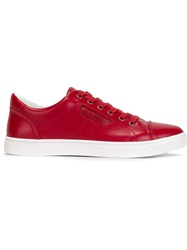 Dolce And Gabbana Classic Sneakers Red